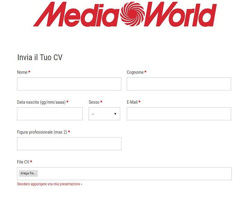 Come Lavorare In Mediaworld La Piattaforma Del Lavoro